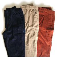 Widewale Corduroy Cargo Pants