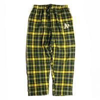 Concepts Sport Flannel Pajama Pants Oakland Athletics