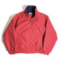 GAME Sportswear Fleece Lining Warm Up Jacket - Red