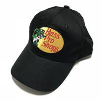 BASS PRO SHOPS LOGO CAP - BLACK
