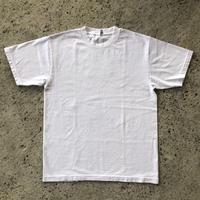 LOS ANGELES APPAREL 6.5oz Garment Dye Tee - White