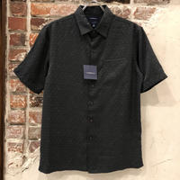 CROFT & BARROW S/S SHIRT - BLACK