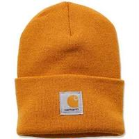 CARHARTT ACRYLIC WATCH CAP GOLD