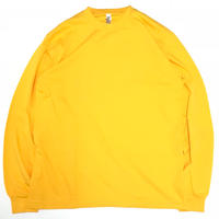 LOS ANGELES APPAREL 6.5oz Garment Dye L/S Tee - Gold