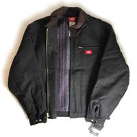 Dickies 10oz Duck Blanlet Lined Jacket - Black