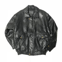 Used Napoline Leather Outfitters Patchwork Leather Jacket