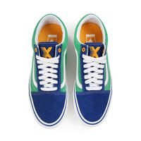 Vans x Sci-Fi Fantasy Old Skool Pro Ltd - Green/Royal