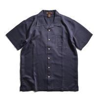 Harriton Bahama Camp Shirt - Navy