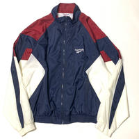 USED 1990's Reebok Jacket  RED/NVY/WHT