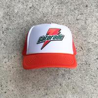 Trucker Hat Gatorade - Orange/White