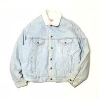 80's Levis Boa Trucker Jacket