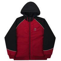 Yardsale Reversible Jacket  -  Red/Black/Blue