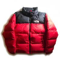 The North Face 1996 Retro Nuptse Jacket - Red