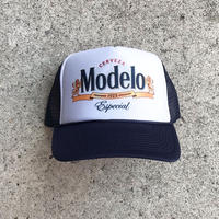 Trucker Hat Modelo Especial Beer - Navy/White