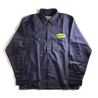 Peels Navy Work Shirt