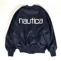 USED Nautica Nylon Jacket -Navy
