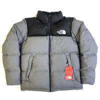 THE NORTH FACE NOVELTY NUPTSE JACKET - MOUNMENT GREY
