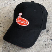 JUNIOR'S CHEESE CAKE CAP - BLACK