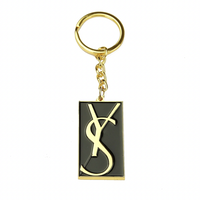 Yardsale YS Keyring - Black/Gold