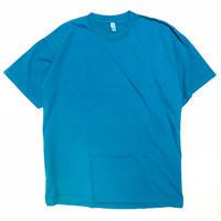 LOS ANGELES APPAREL 6.5oz Garment Dye Tee - Dark Teal