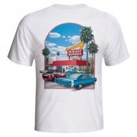 IN-N-OUT 2000 MILLENNIUM T-SHIRT - WHITE