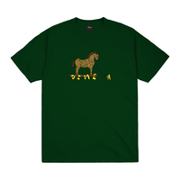 Dime Trojan T-Shirt - Forrest