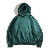Behind the Scenes Apparel 14oz Oversized Fit Hoodie - Hunter Green
