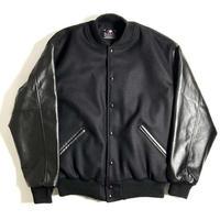 GAME Sportswear Wool x PU Leather Varsity Jacket