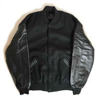 GAME Sportswear Wool Leather Varsity Jacket