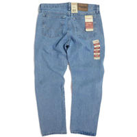 Wrangler Relaxed Fit Jeans - Indigo Blue