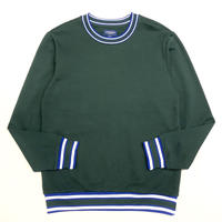 ARIZONA  COLOR CREW SWEAT - PLAZA GREEN