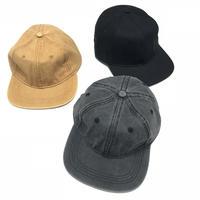 FOLDING COTTON 6 PANEL HAT