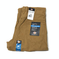 DICKIES RELAXED FIT CARPENTER  DUCK JEANS - RBD