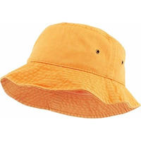 KB ETHOS Solid Bucket Hat - Orange
