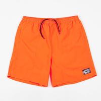 QUARTERSNACKS WATER SHORT - Neon Orange