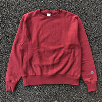 CHAMPION REVERSE WEAVE CREW NECK - BARGUNDY