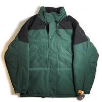 GAME Sportswear Vermont Parka Black - Green/Black