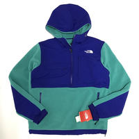 THE NORTH FACE DENALI ANORAK - PORCELAIN GREEN/LAPIS BLUE