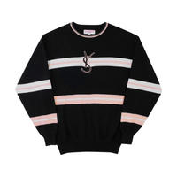 Yardsale YS Knitted Crew - Black