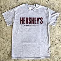 HERSHEY'S  TEE - GREY