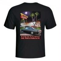 IN-N-OUT  2011 STAYIN' THE SAME T-SHIRT - BLACK