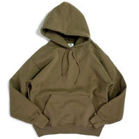 Stateline Work Fit Hoodie - Coffee