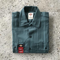DICKIES Short Sleeve Work Shirt - Lincoln Green