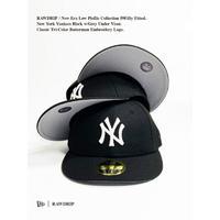 RAWDRIP x New Era Low Profile 59Fifty Fitted New York Yankees - Black x Grey Brim
