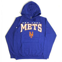 MLB Official New York Mets Pullover Sweat Hoody - Royal