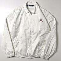 USED Polo Golf Cotton Swing Top Jacket-White