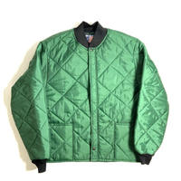 SNAP 'N' WEAR Quilting Jacket - Green