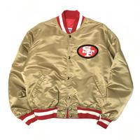 USED STARTER NFL 49ERS Varsity Jacket
