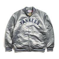 Mitchell & Ness New York Yankees Satin Jacket