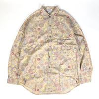USED Union Bay Allover Print Shirt